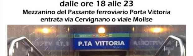 SPAZIO TUTTOGRATIS passante p.ta Vittoria Milano