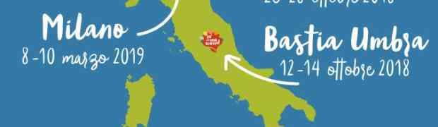 Fa' la cosa giusta! in arrivo a Bastia Umbra, Trento e Palermo